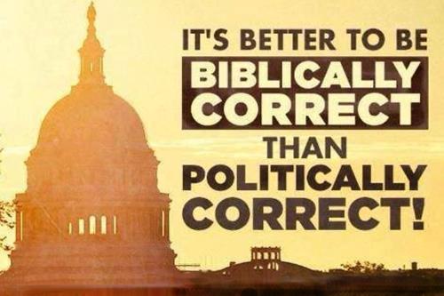 Biblically Correct