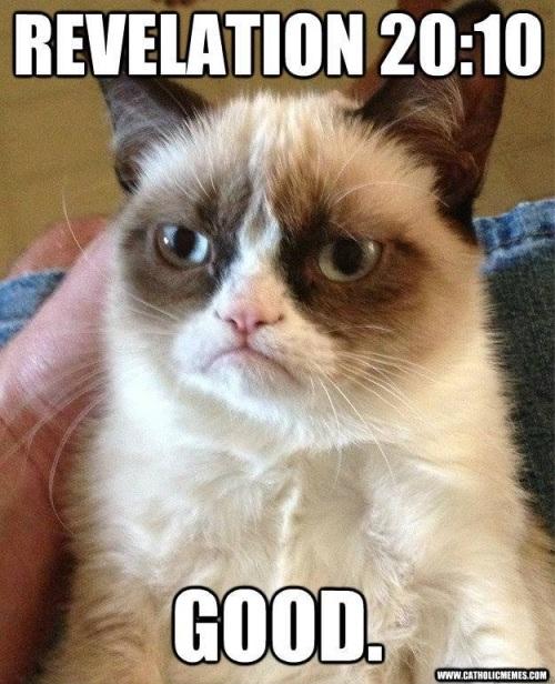 CAT Revelation 20 10