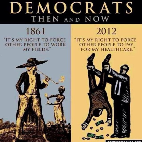Democrats Then and Now`