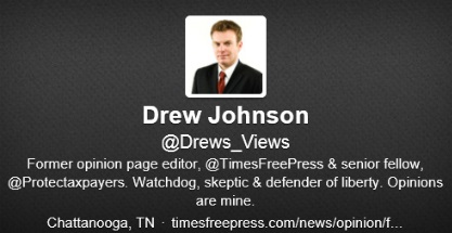 Drew Johnson fired for opinion piece