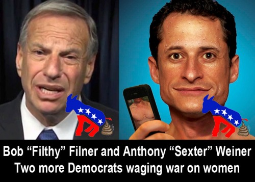 Filner and Weiner