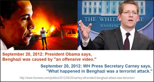 2012_09 20 Conflicting statements from WH
