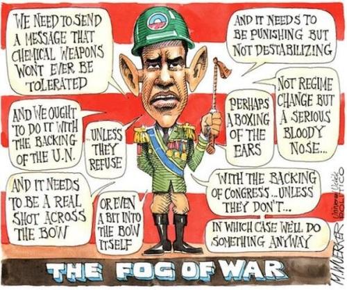 2013_09 04 The Fog of War