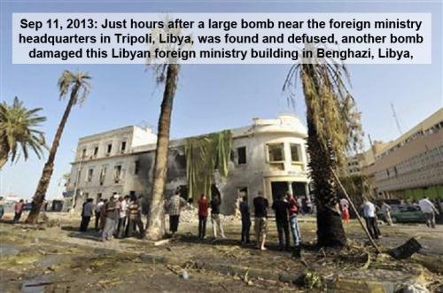 2013_09 11 Bomb in Benghazi