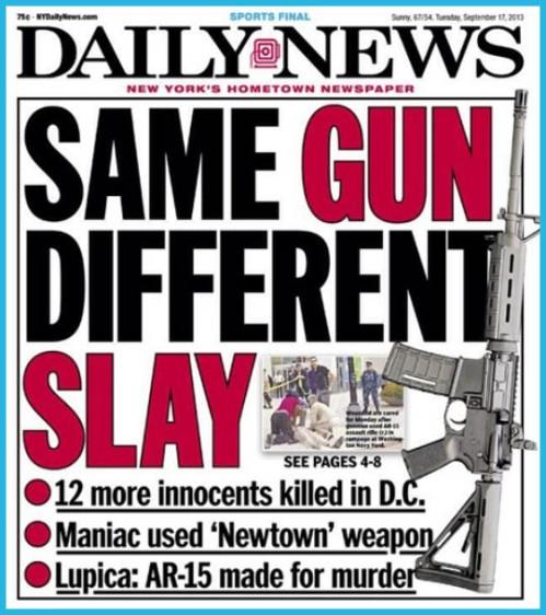 2013_09 17 NY Daily News Same GUN
