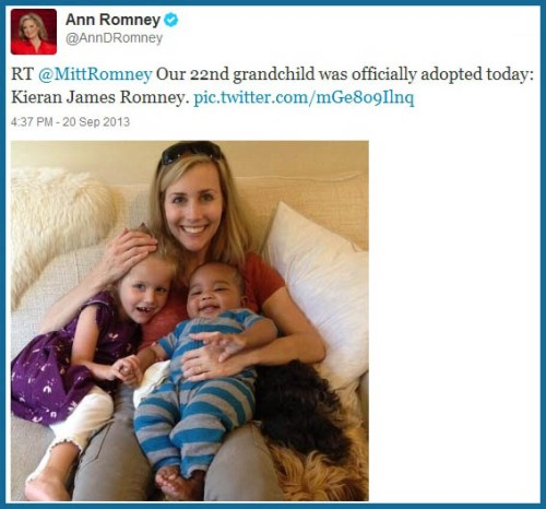 2013_09 20 Congrats Romneys