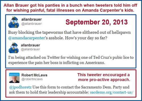2013_09 21b Tweeters take down Potty Mouth Democrat