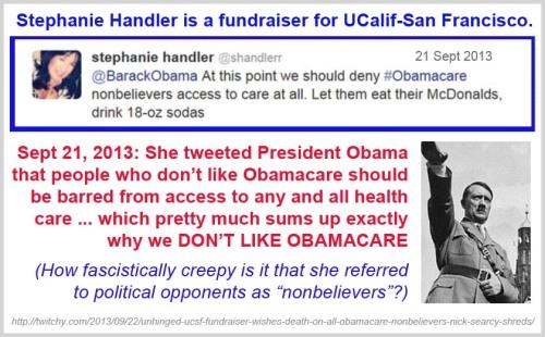2013_09 22 Handler's got hate