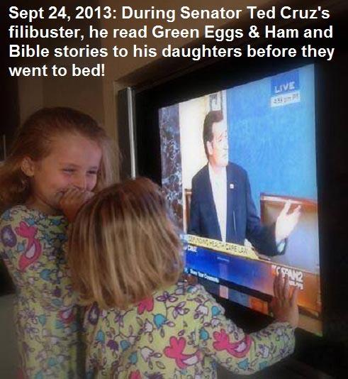 2013_09 24 Cruz reads to his girls