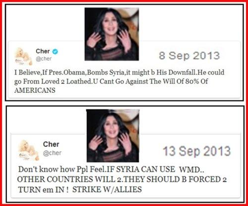 2013_09 Cher changes her mind