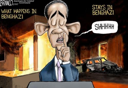 Benghazi shh