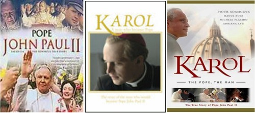 Pope JP II movie recommends
