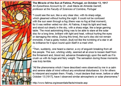 1917_10 13 Miracle of the Sun description by professor