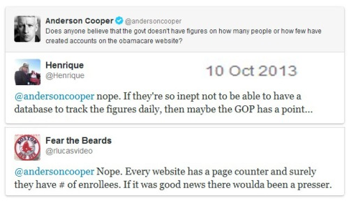2013_10 10 Obamacare mum on count