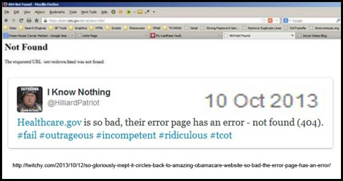 2013_10 10 Ocare site error page has error