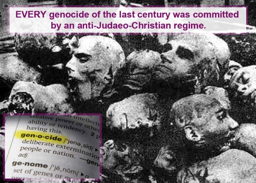 20th c genocide