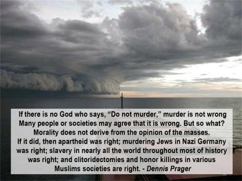 God defines morality