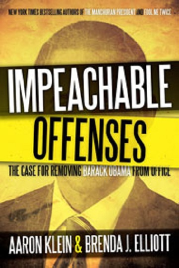 Impeachable Offenses cover