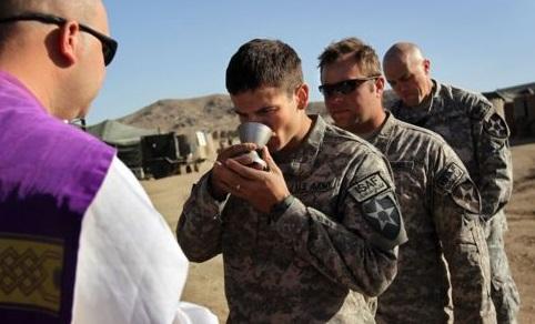 Obama will arrest priests for celebrating Mass?