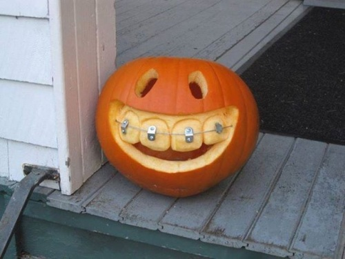 Pumpkin Orthodontic Jack