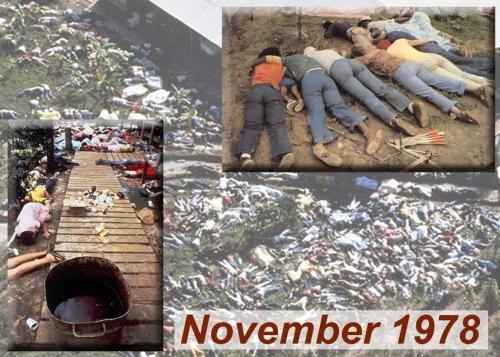 1978 Jonestown