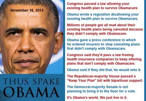 2013_11 16 Thus Spake Obama