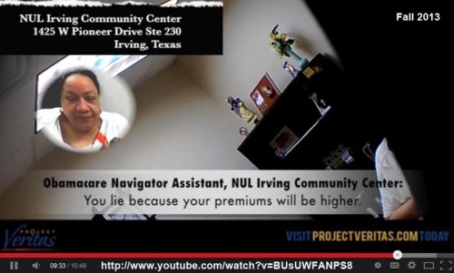 2013_11a Project Veritas - NUL You should lie