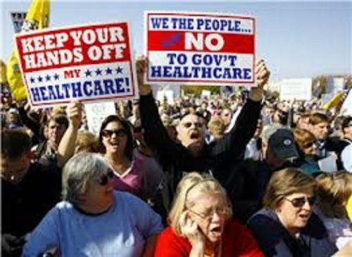 NO to govt health care