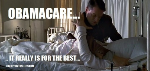 Obamacare It's really for the best