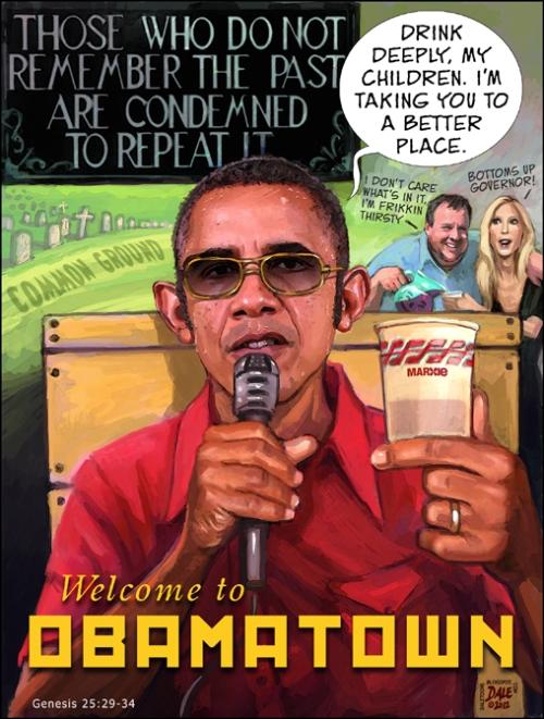 Obamatown