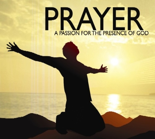 Prayer A passion for the presence of God