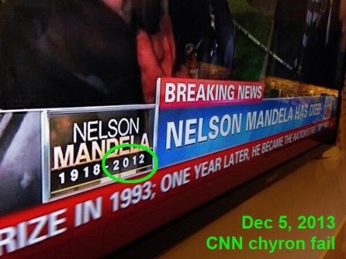 2013_12 05 CNN - Mandela chyron fail