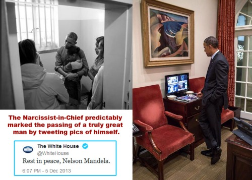 2013_12 05 Obama marks Mandela's death