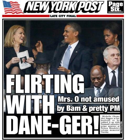 2013_12 10 NY POST - Flirting with Dane-ger!