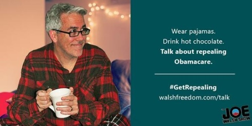 2013_12 18 Joe Walsh reply to PajamaBoy