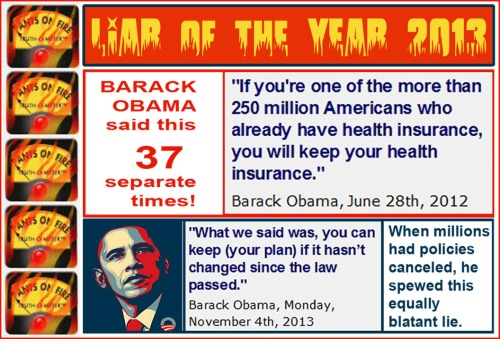 2013_12 Obama Liar of the Year 2013