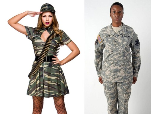 Costume or uniform