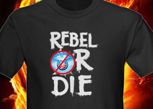 OBAMACARE Rebel or Die