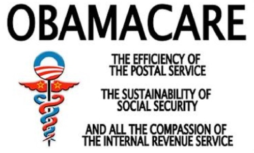 Obamacare - USPS SS IRS