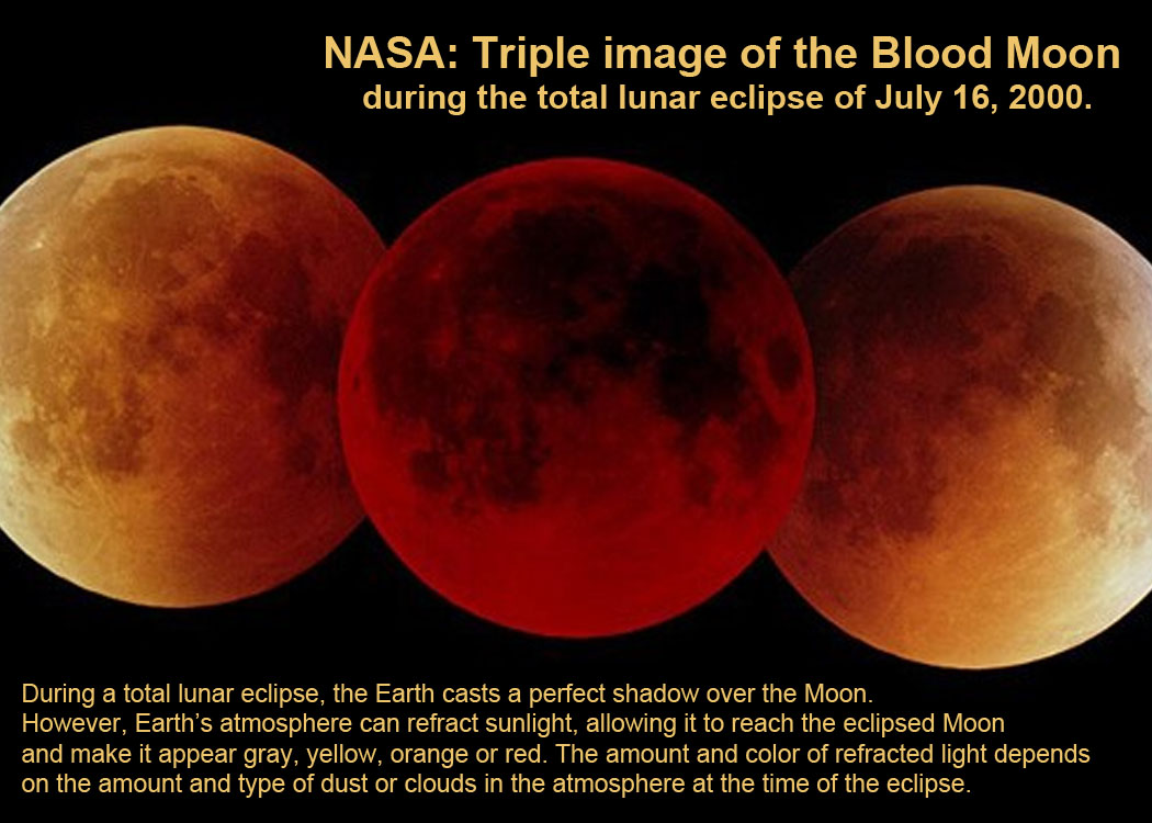 blood moon eclipse what time - photo #46