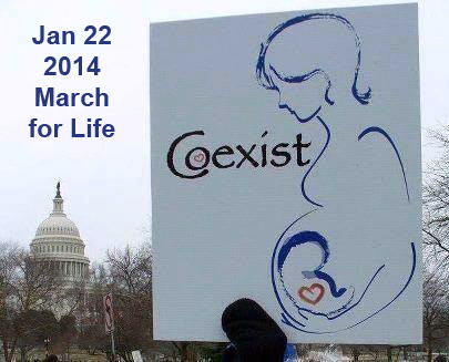 2014_01 22 Coexist sign at Life March