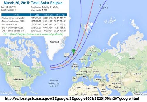 2015_03 20 Total Solar Eclipse