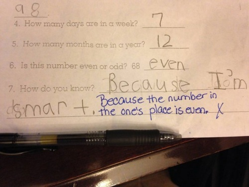 Because I'm smart