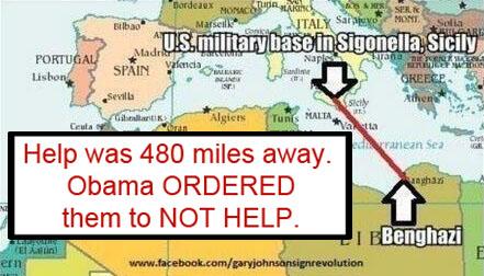 Benghazi help near by