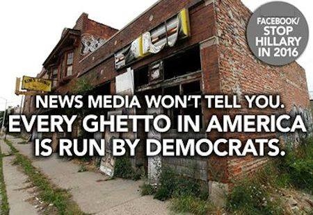DEM run every ghetto