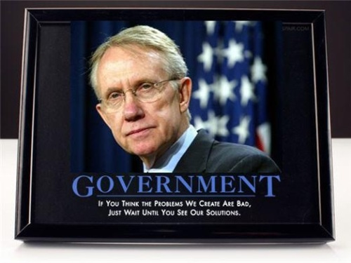 Harry Reid government