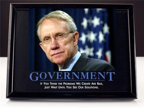 Harry Reid government