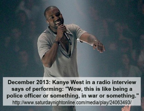 Kanye West is a fool