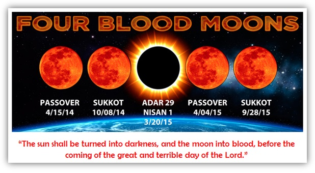 Blood Moon Eclipse 2015 April 2015: more on the solar