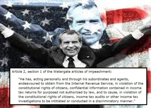 Watergate IRS